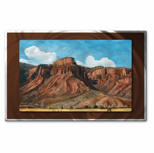 October Afternoon on the Redlands Wall Art