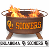 Oklahoma Sooners Logo Fire Pit Ring