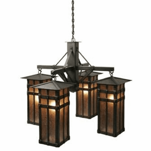 Old Forge San Carlos Chandelier