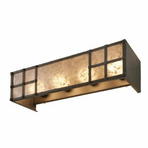 Old Forge San Carlos Four Light Vanity Light