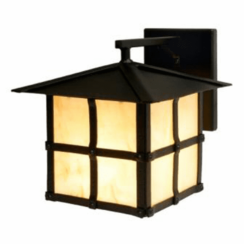 Old Forge San Carlos Square Wet Wall Sconce