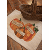 Patchwork Pumpkin Placemat, set of 4