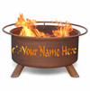 Personalized Fire Pit Ring - You Design It