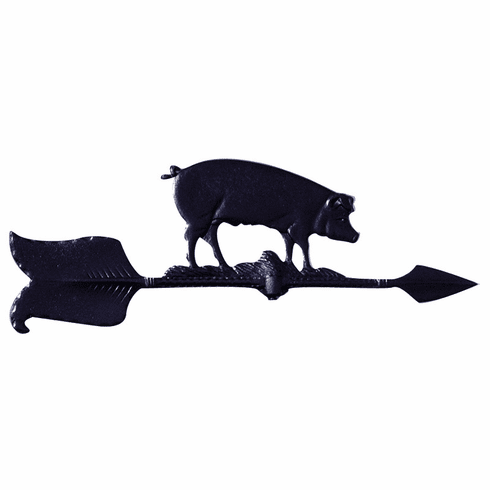 Pig Weathervane - Pig Farm Animal