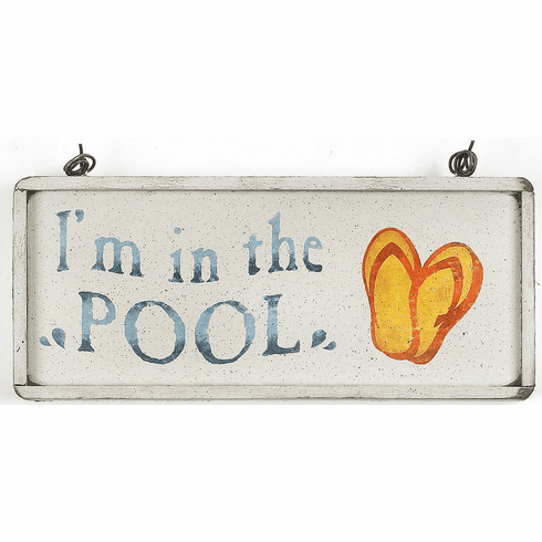 Pool Supply - I'm in the Pool
