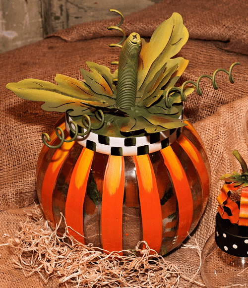 Pumpkin Jar Large