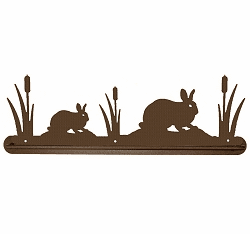 Rabbit Towel Bar