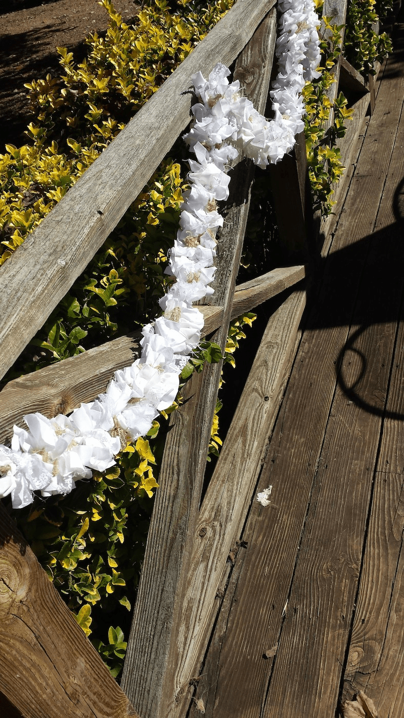Rag Garland, Custom Fancy