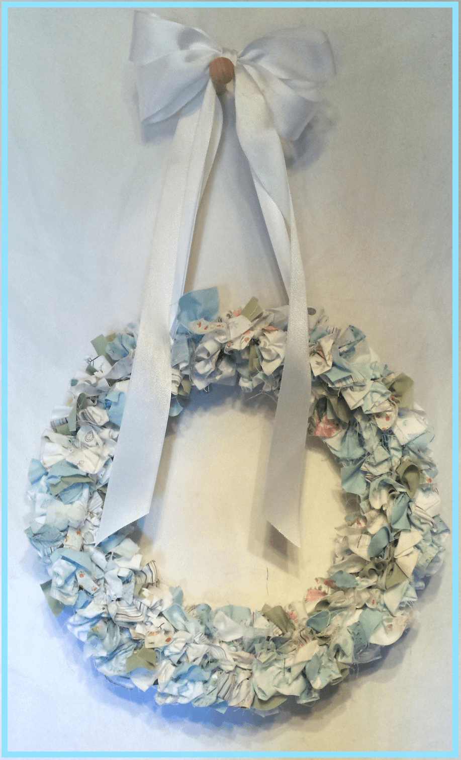 Rag Wreath, Plain