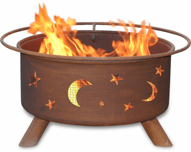 Region / Scenic Themed Fire Pits