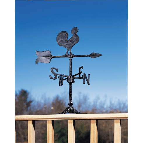 Rooster  Weathervane - Rise and Shine