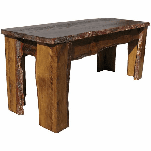 Rustic Bench, 36 inch wide