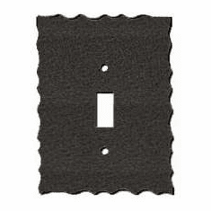Rustic Blank Switch/Wall Plates in 12 Styles