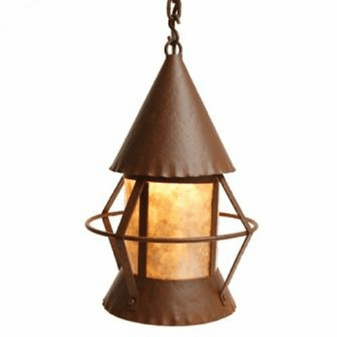 Rustic Lodge Gig Harbor Pendant