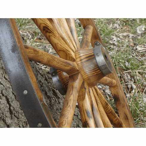 Rustic Wagon Wheel-48 inches