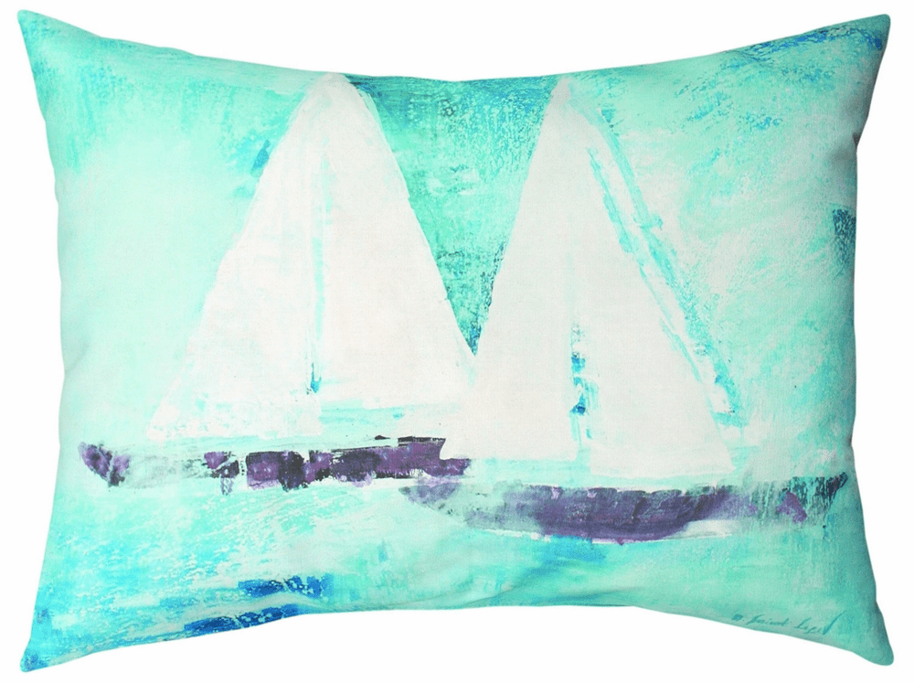 Sail On Climaweave Pillow