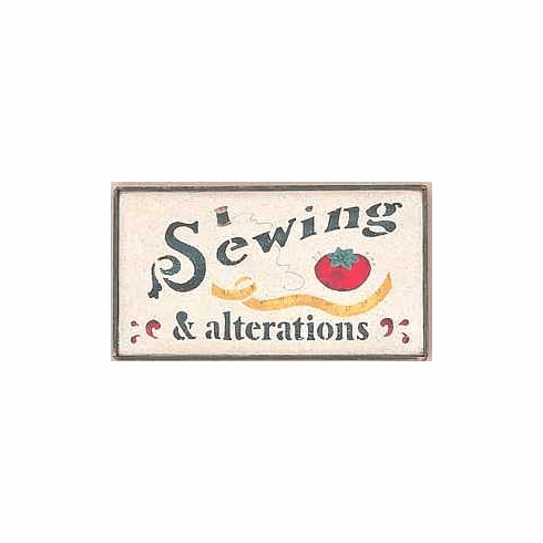 Sewing Gift - Sewing And Alterations