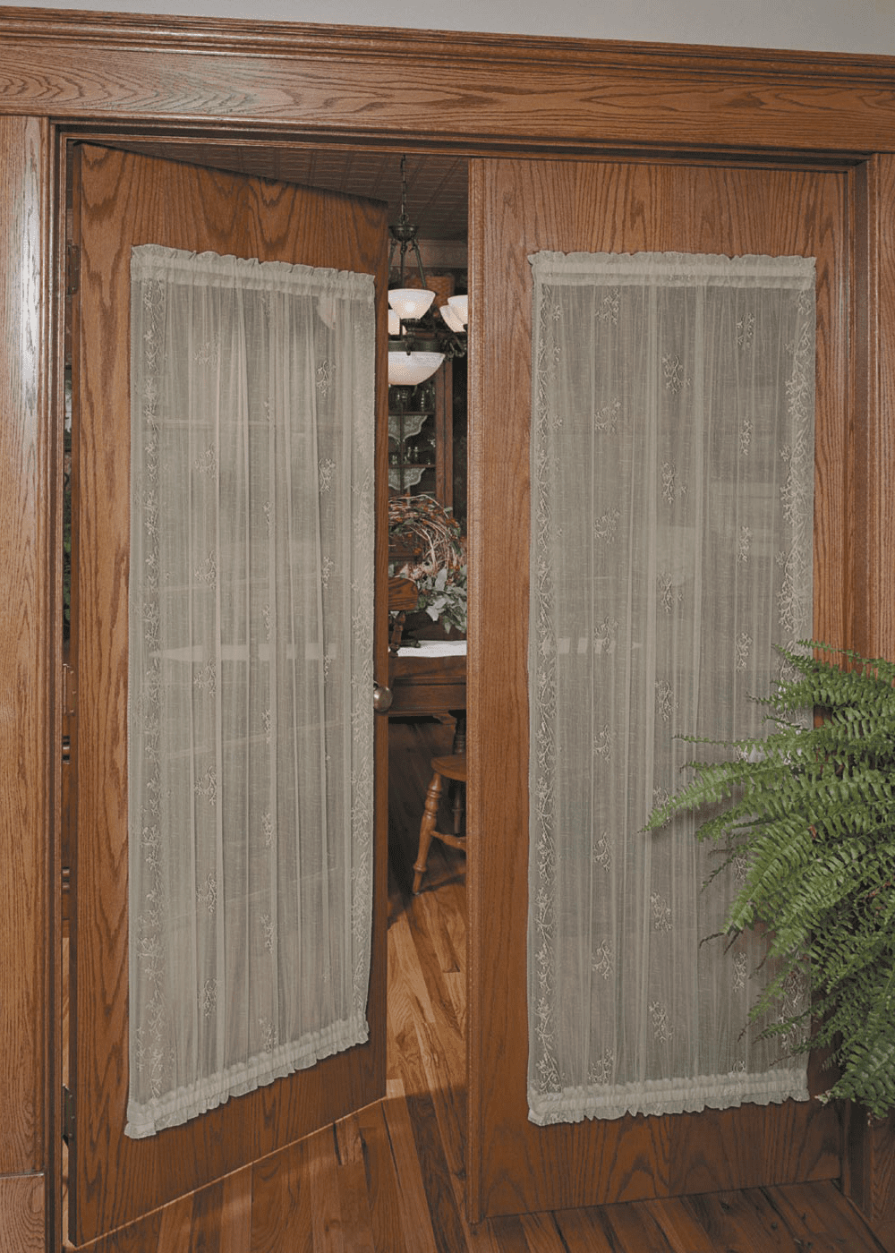 Sheer Divine Large Door Panels