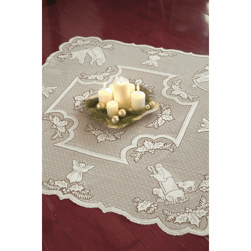Silent Night Placemat, set of 6