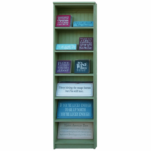 Small Sign Display, 20 inch wide