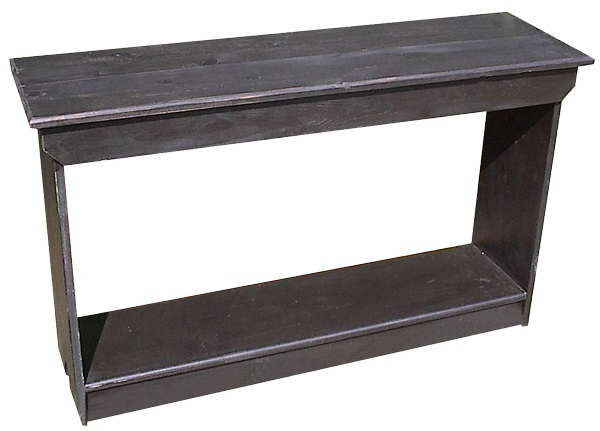 Sofa Table, 36 inch wide