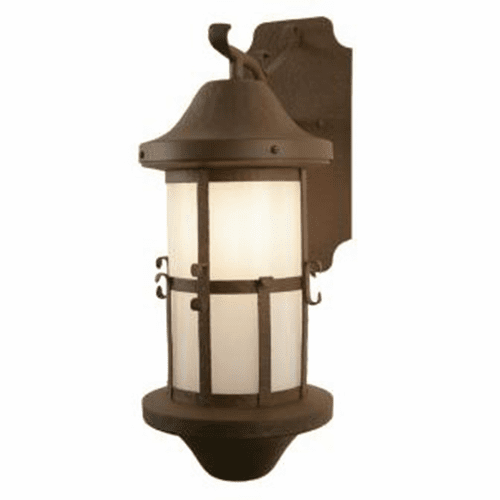 Spanish Revival Catalina Wet Location Wall Sconce