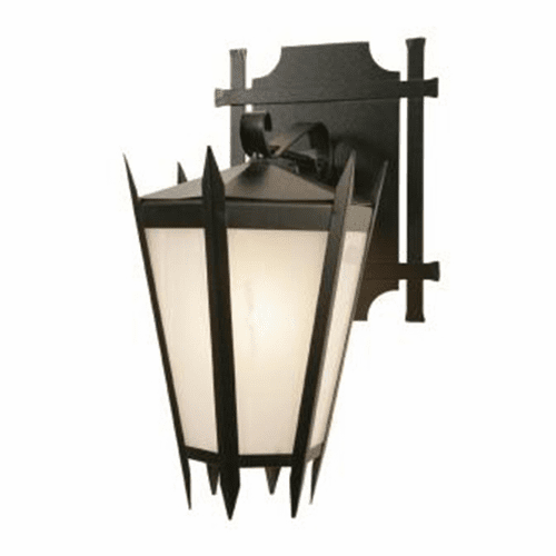 Spanish Revival Coronado Wet Location Wall Sconce