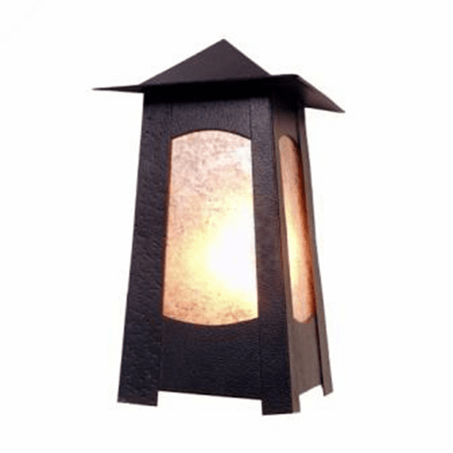 Spanish Revival Huntington Wet Location Wall Sconce