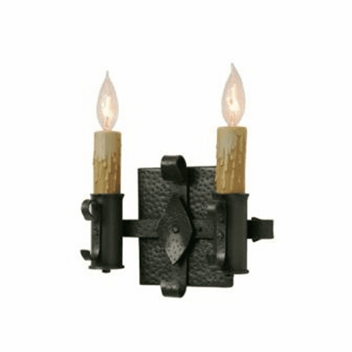 Spanish Revival Santiago Wall Sconce