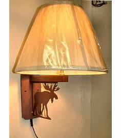 Square Tube Wall Light - Choice of Design