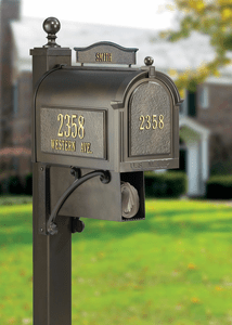 Streetside Mailboxes