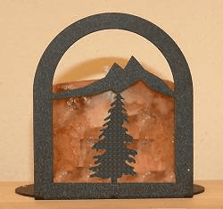 Tree Arched Candle Holder