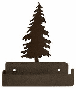 Tree One Piece Toilet Paper Holder