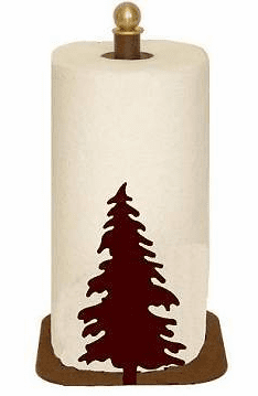 Tree Paper Towel Holder