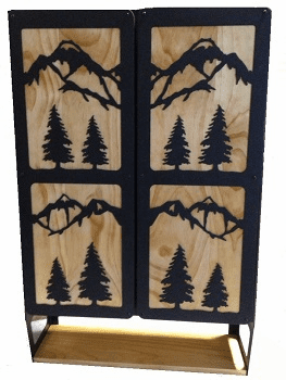 Tree Utility Cabinet