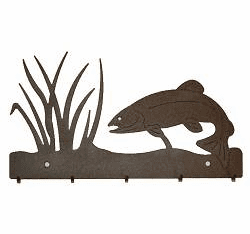 Trout Key and Accessory Holder