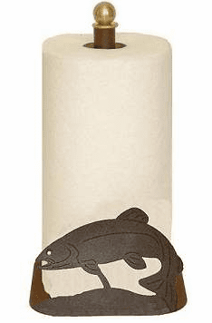 Trout Paper Towel Holder for Countertop