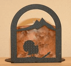 Turkey Arched Candle Holder
