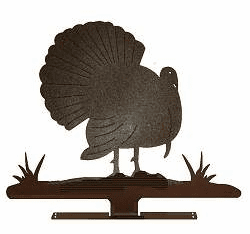 Turkey Mailbox Top