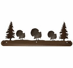 Turkey Scenery Towel Bar