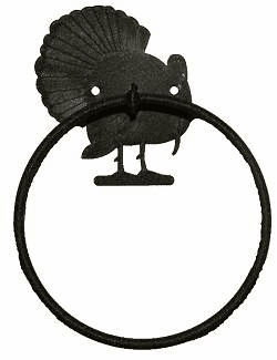 Turkey Towel Ring
