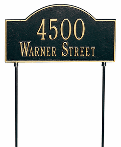 Double Sided Plaques