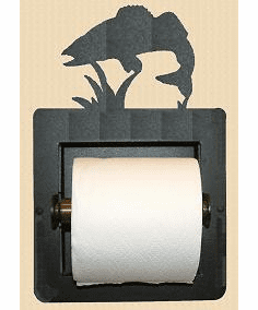 Walley Toilet Paper Holder (Recessed)