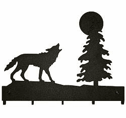 Wolf Key and Accessory Holder