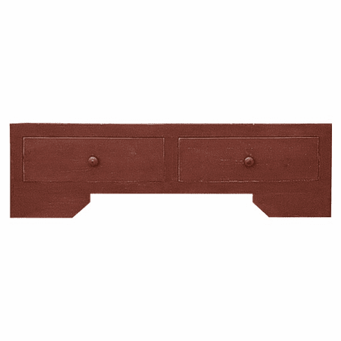 Wood Drawer Base, 48 inch wide