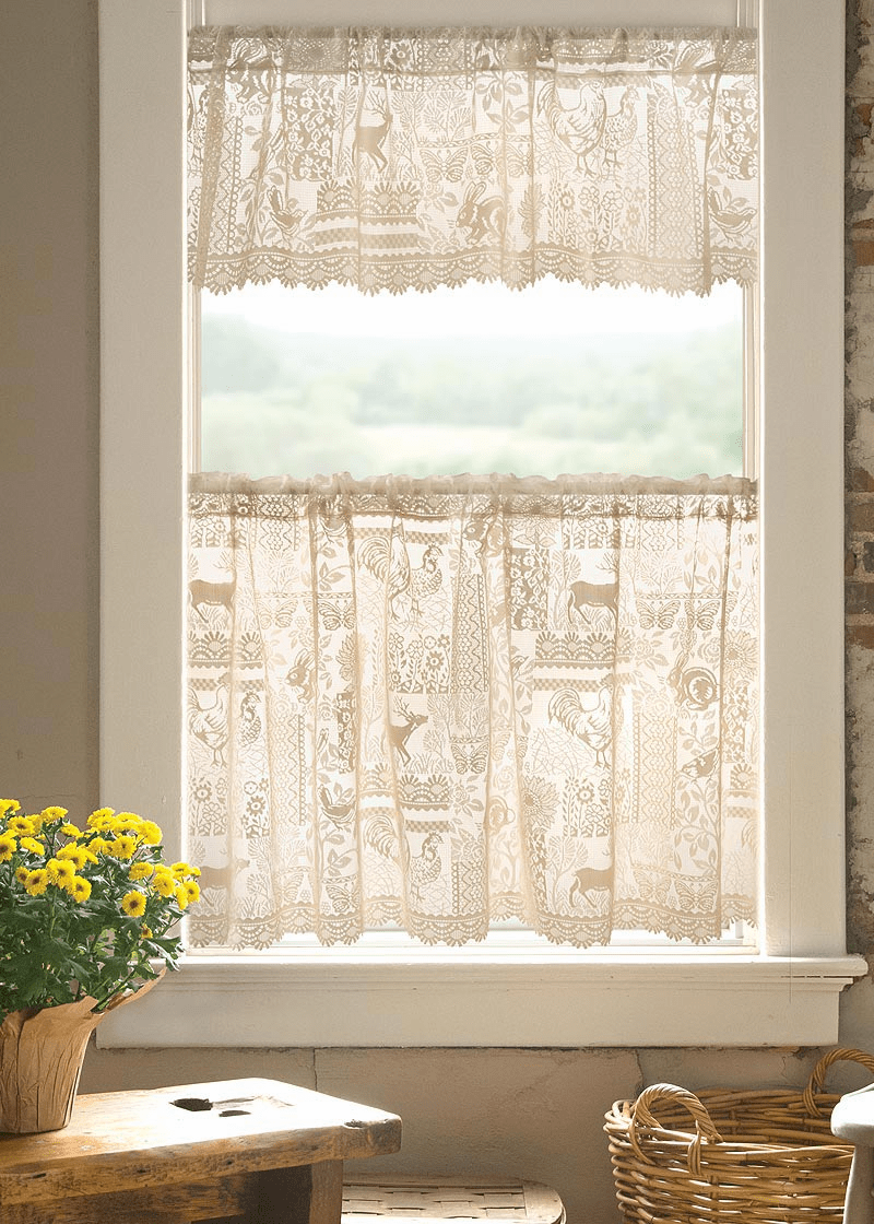 Woodland Patch Valance