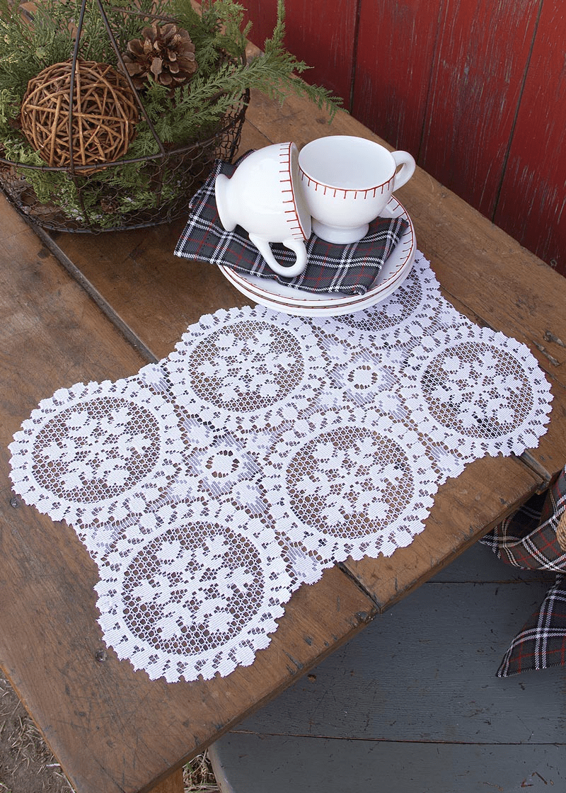 Yuletide Placemat, set of 6