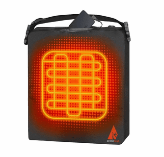ActionHeat 5V Battery Heated Seat Cushion