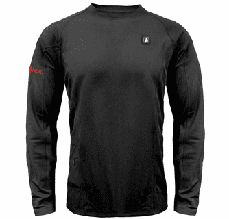 ActionHeat 5V Heated Base Layer Shirt - Men's