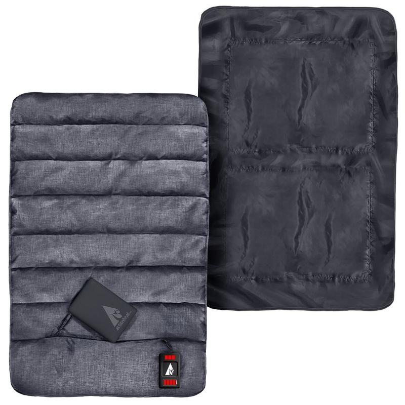 ActionHeat 7V Heated Sleeping Bag Pad - My Cooling Store